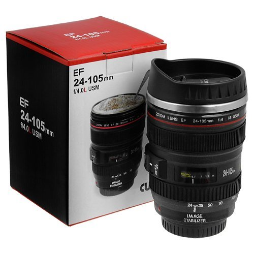 buy : Camera Lens Coffee Mug