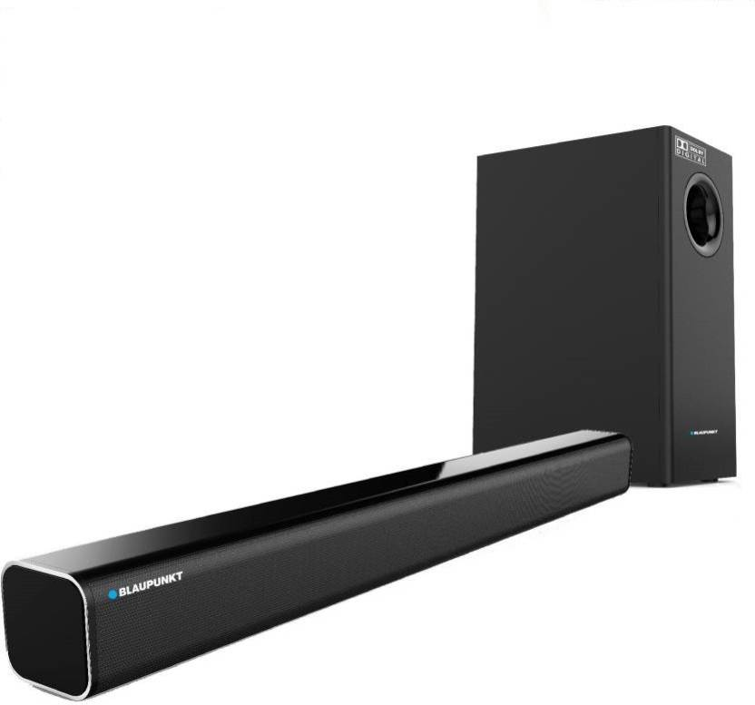 Blaupunkt  Dolby Bluetooth Soundbar  (Black, 2.1 Channel)