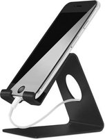 mobile stand holder with convenient charging for tablet and smartphones mobile holder