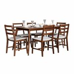 6 Seater Dining Table Set by Hometown Allen