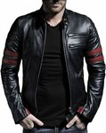 Buy Men's Wolverine Faux Leather Jacket at Best Price