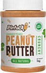 buy pintola all natural crunchy peanut butter, 1kg  at just rs.399