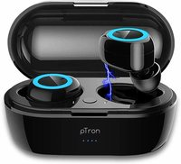 PTron Bassbuds True Wireless Earbuds at  Rs.999 only
